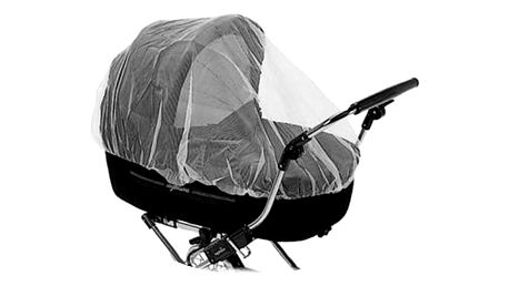 ISI Mini Mosquito net Carrycot - Uni. moskytiéra na kočárek