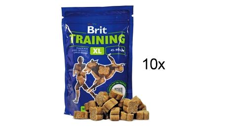 Pochoutka Brit Premium Training Snack XL 10 x 200g + Doprava zdarma