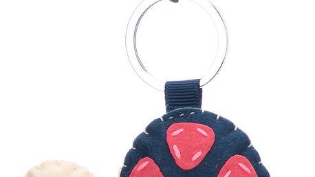 Fashion Icon Klíčenka Želva ruční práce HANDMADE