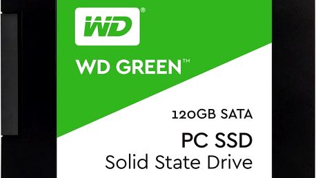 WD SSD Green - 120GB - WDS120G1G0A