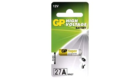 Baterie alkalická GP 27AF (GP 27AF)