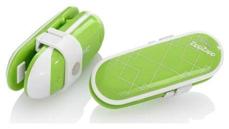 Livington zippzapp svářečka fólie, zelená
