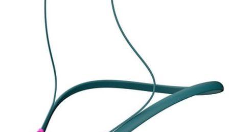 Sluchátka Skullcandy Ink'd Wireless (S2IKW-J594) zelená/růžová