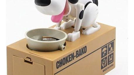 Kasička - robotický pejsek