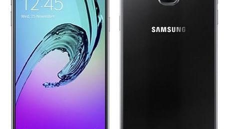 Mobilní telefon Samsung A3 2016 (SM-A310F) (SM-A310FZKAETL) černý