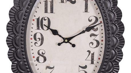Oválné hodiny Antic Line Ovale - doprava zdarma!