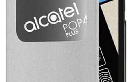 Alcatel POP 4S Aero FlipCase Silver AF5095