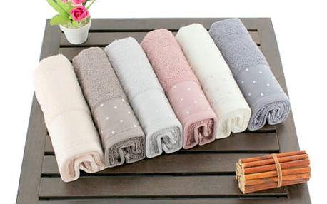 Saheser Sada šesti ručníků 30 x 50 cm 321SHS1117