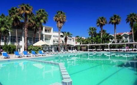 LA HOTEL & RESORT, Kypr, Severní Kypr, 8 dní, Letecká, Polopenze, ★★★★, sleva 22 %, bonus (500 Kč na plavky, Hodinky zdarma)