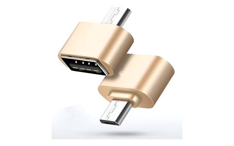 Kvalitní OTG Micro USB adaptér pro Android - 3 barvy