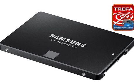 Samsung SSD 850 EVO - 250GB, Basic - MZ-75E250B/EU