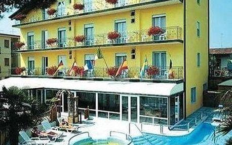Itálie - Lido di Jesolo na 8 až 10 dní, polopenze s dopravou autobusem nebo vlastní