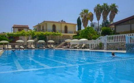 RIVERSIDE GARDEN RESORT & PREMIUM HOTEL, Kypr, Severní Kypr, 8 dní, Letecká, All inclusive, ★★★★, sleva 0 %, bonus (500 Kč na plavky, Hodinky zdarma)