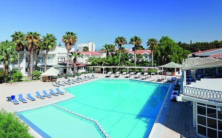 LA HOTEL, Kypr, Severní Kypr, 8 dní, Letecká, Polopenze, ★★★★, sleva 0 %, bonus (Levné parkování u letiště: 8 dní 499,- | 12 dní 749,- | 16 dní 899,- )