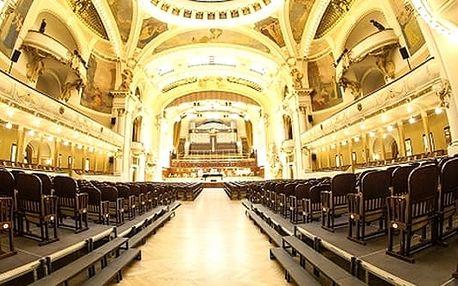 Nejznámější melodie Mozarta & Vivaldiho ve Smetanově síni 23. května 2017 ve 20. hodin. Koncert hraje Dvořák Symphony Orchestra Prague v komorním obsazení s cembalem, sólovým zpěvem a sólovými houslemi.