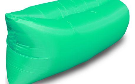 Nafukovací sedací pytel green