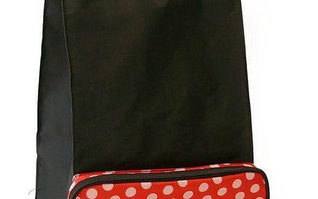 4Home nákupní taška Sára, červená