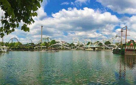 1denní zájezd plný adrenalinu do zábavního parku Heide Park Resort v Německu pro 1