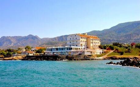 HOTEL MANOLYA, Kypr, Severní Kypr, 8 dní, Letecká, Snídaně, ★★★, sleva 23 %, bonus (500 Kč na plavky, Hodinky zdarma)