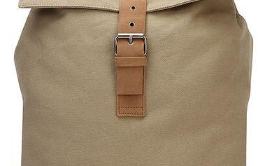 Béžový batoh Mi-Pac Canvas