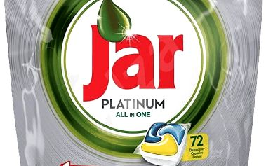 JAR Platinum Yellow (72 ks) - kapsle do myčky