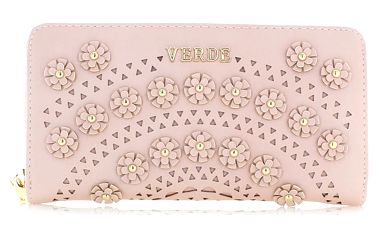 Světle růžová peněženka In Bloom