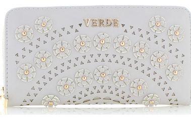 Světle šedá peněženka In Bloom
