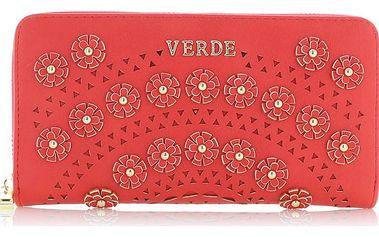 Červená peněženka In Bloom