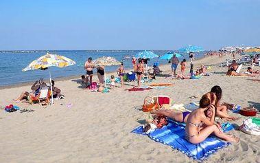 Letní dovolená v Itálii na 7 nocí pro 1 osobu - Lido Adriano