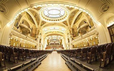 Nejznámější melodie Mozarta & Vivaldiho ve Smetanově síni Obecního domu
