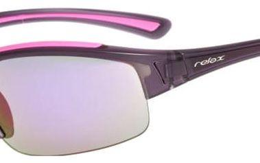 Sluneční brýle Relax Davar R5392A růžová Uni