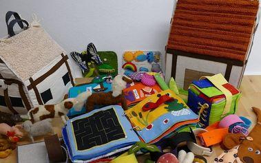 Výroba her pro předškolkový a školkový věk