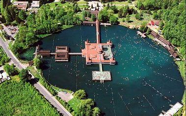 Wellness pobyt v Hévíz Resort & Spa s polopenzí nedaleko termálního jezera i Balatonu