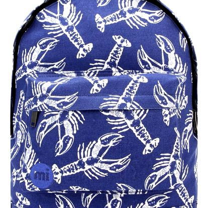 Tmavě modrý batoh Mi-Pac Lobsters
