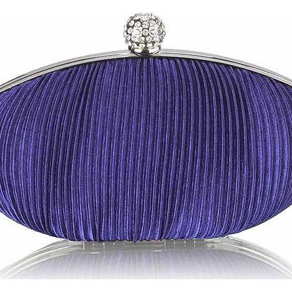 Modře-fialová kabelka Normand