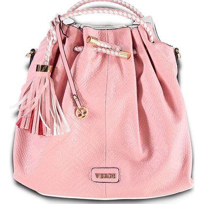 Růžová kabelka Dorothy