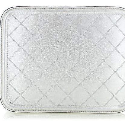 Stříbrná kabelka Kiwi