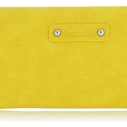 Žlutá peněženka Boscha BO1052