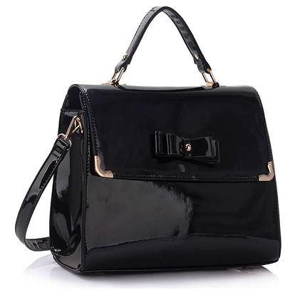 Černá kabelka Girlie