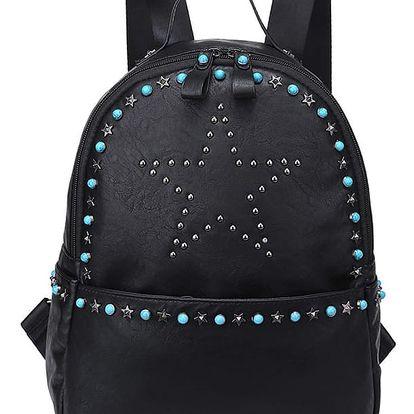 Černý batoh Valia