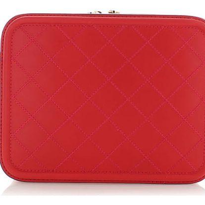 Červená kabelka Kiwi