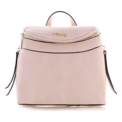 Světle růžový batoh Treasure