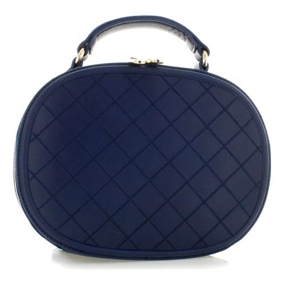 Tmavě modrá kabelka Mathilde