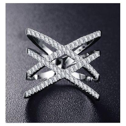 Originální dámský prsten Xenia