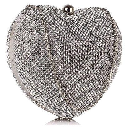 Stříbrná kabelka Rubin