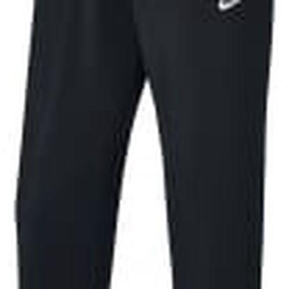Pánské tepláky Nike M NSW PANT OH WVN SEASON S BLACK/BLACK/WHITE