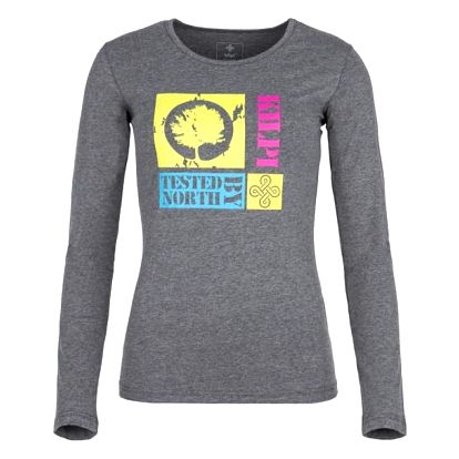 Dámské tričko KILPI TREE-W Melange 44