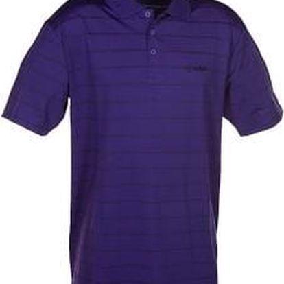 Pánské funkční POLO tričko KILPI LIGUR I. fialová L