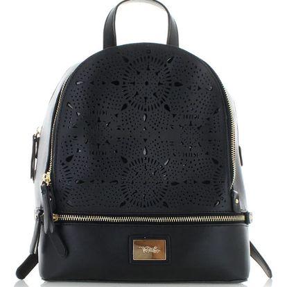 Černý batoh Emma