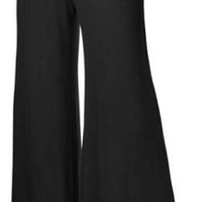 Dámské pohodlné kalhoty zvonáče - více barev